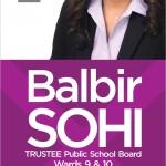Vote Sohi a